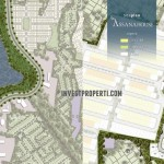 Site Plan Assura House Vanya Park