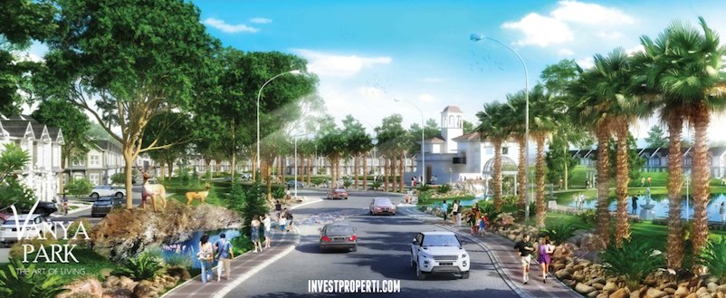 Vanya Park BSD City Tangerang