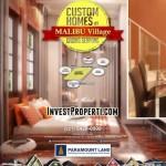 Brosur Malibu Village 13