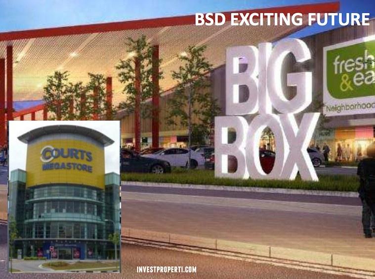BSD City Big Box
