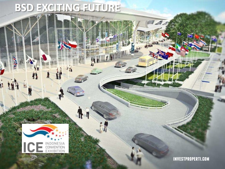 BSD City ICE - International Convention Centre