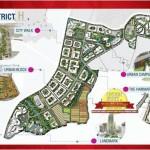 Distrik Rumah Cluster Malibu Village