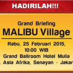 Grand Briefing Malibu Village