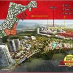Map 3D Malibu Village