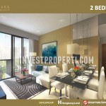 Marigold 2BR (Design Interior)