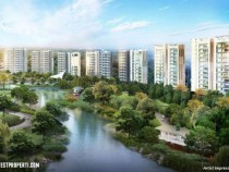Marigold Nava Park Condo BSD City