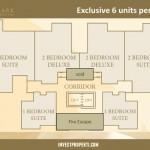 Marigold Navapark Condo Floor Plan