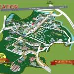 Peta Lokasi Malibu Village Serpong