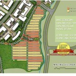 Site Plan Malibu Village House Serpong