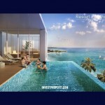 Ancol Seafront Oseana Resort Penthouse Pool