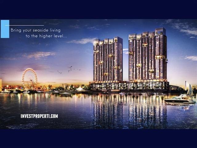 Condominium Ancol Seafront Oseana Residence