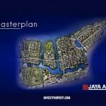 Master Plan Ancol Bay City