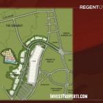 Peta Lokasi RegenTown BSD