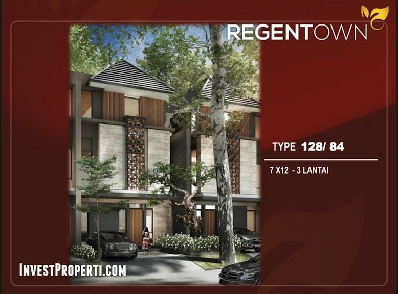 Rumah Kost RegenTown BSD Tipe 128