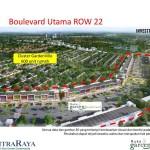 Ruko Garden Boulevard Cikupa Citra Raya