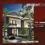 Rumah Kost RegenTown BSD Tipe 100