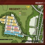 Site Plan RegenTown BSD