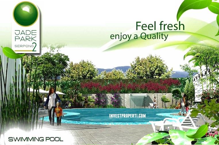 Jade Park Serpong 2 Swimming Pool