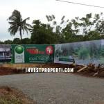 Tanah Lokasi Jade Park Serpong