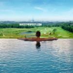 LINQ Kemayoran Jakarta Infinity Pool