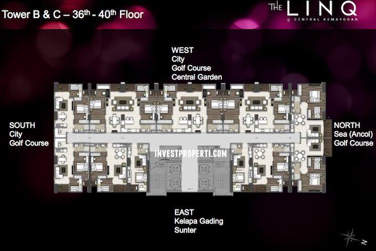 Tower BC Floor Plan