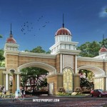 Menteng Village Gate Paramount Land