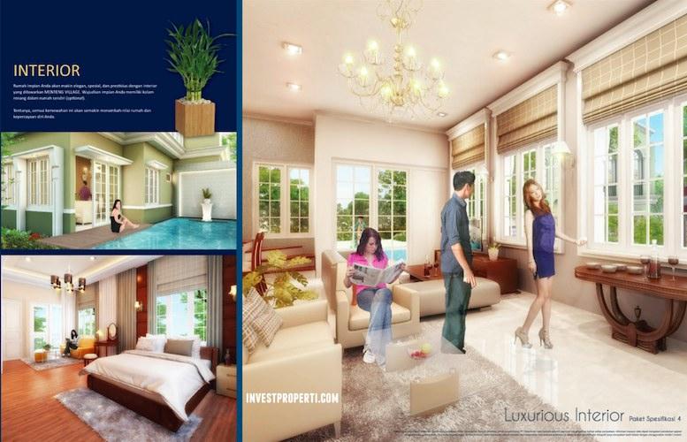 Menteng Village House Interior Design