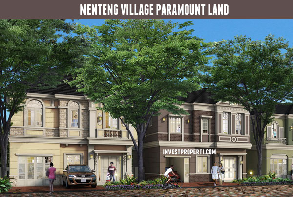 Menteng Village Paramount Land