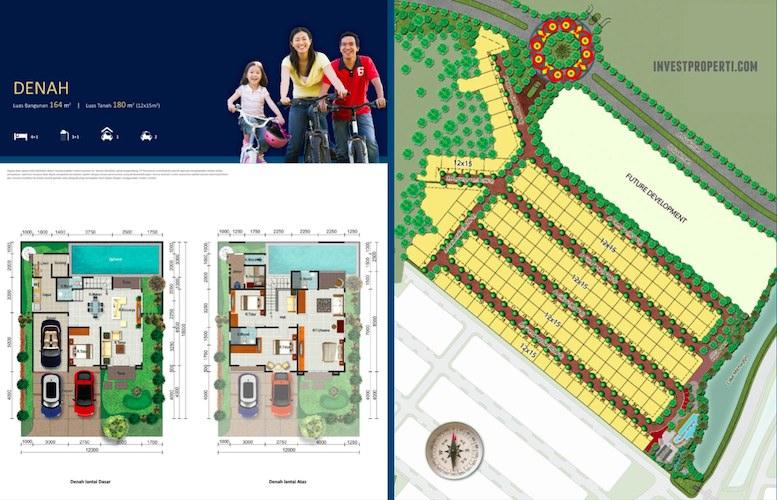 Menteng Village Paramount Site Plan