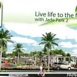 Lingkungan Cluster Jadi Park Serpong 2