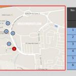 Peta Lokasi Apartemen One Velvet