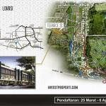 Peta Lokasi Ruko Terrace 8 Suvarna Sutera