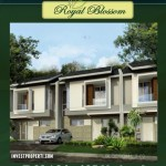 Rumah Royal Blossom The Green Tipe 84