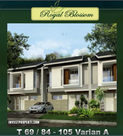 Royal Blossom The Green Perumahan Baru BSD City