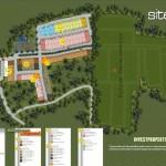 Siteplan Perumahan Jade Park Serpong 2