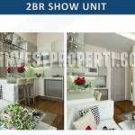 2 Bedrooms Show Unit