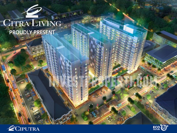 Citra Living Apartment Kalideres