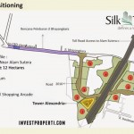 Silk Town Alam Sutera Apartment Location