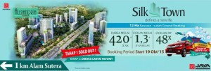 Penjualan Tahap 2 Apartemen SilkTown