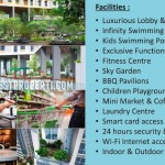Silktown Alam Sutera Facilities
