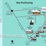 Peta Lokasi SilkTown Alam Sutera