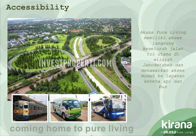 Akasa Pure Living Accessibility