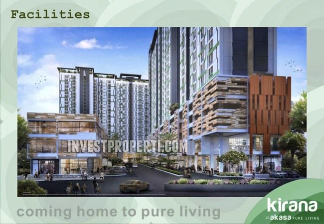 Facilities @ Akasa Pure Living