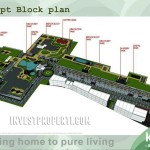 Block Plan Akasa Pure Living Apartment