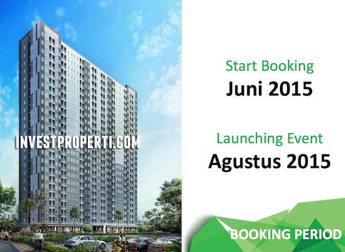 Booking Period Apartemen Emerald Bintaro