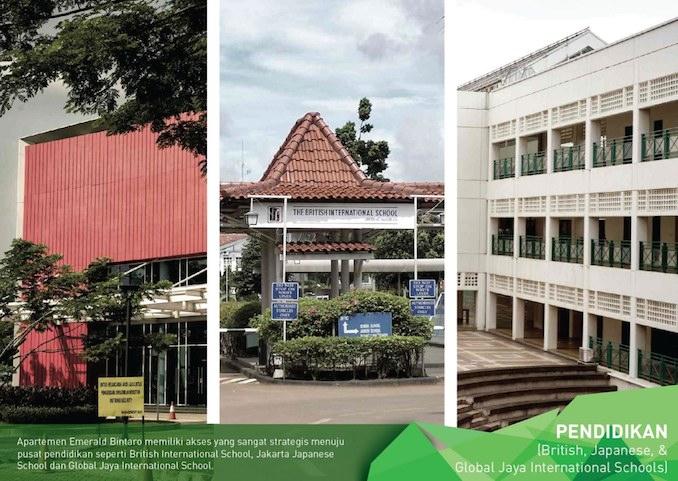 Pendidikan di Bintaro