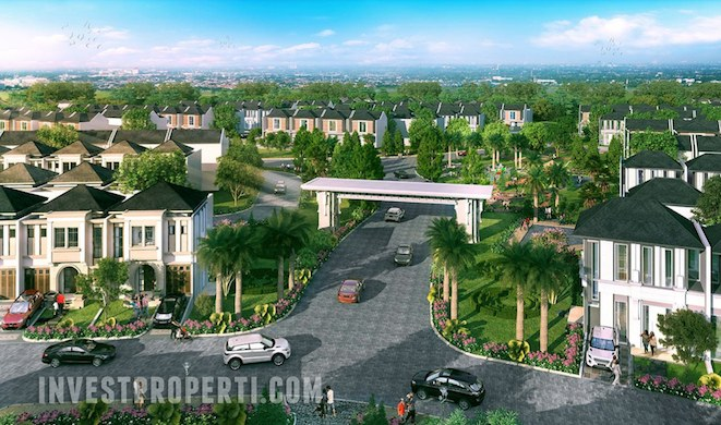 Brosur Rumah New Vivacia BSD City