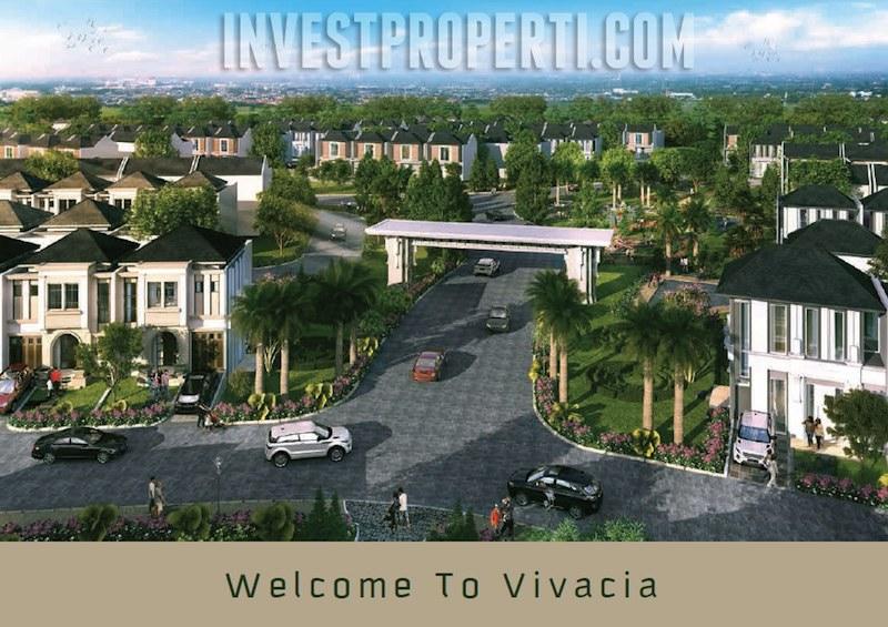Gerbang Rumah New Vivacia BSD City