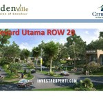 Row 20 Cluster GardenVille CitraRaya