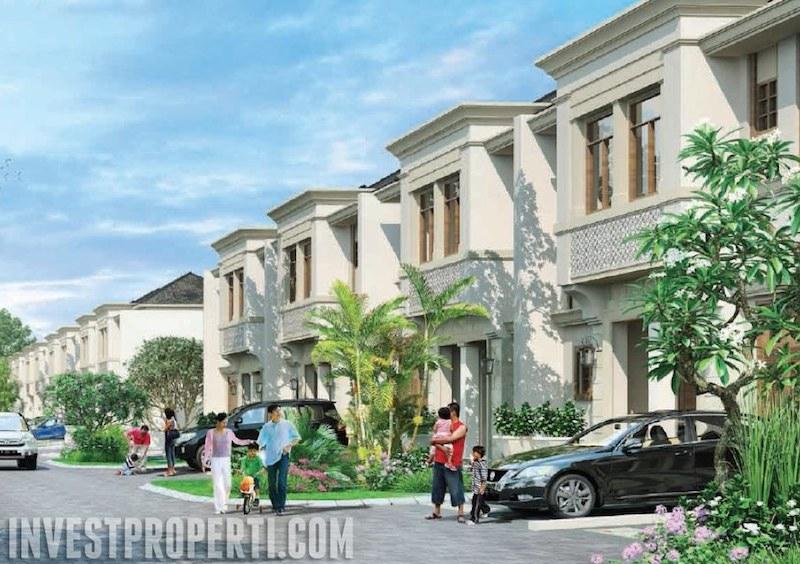 Perumahan New Vivacia BSD City